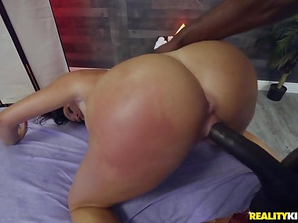 Interracial mature pussy porn for Julianna Vega