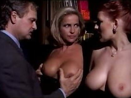 Milf Couple Sharing Domineer Redhead Lady